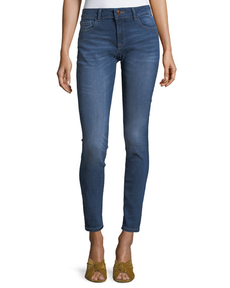 Florence Instasculpt Skinny Jeans in Coleman
