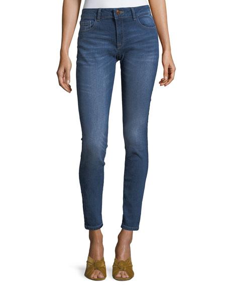 DL 1961 Florence Instasculpt Skinny Jeans in Coleman