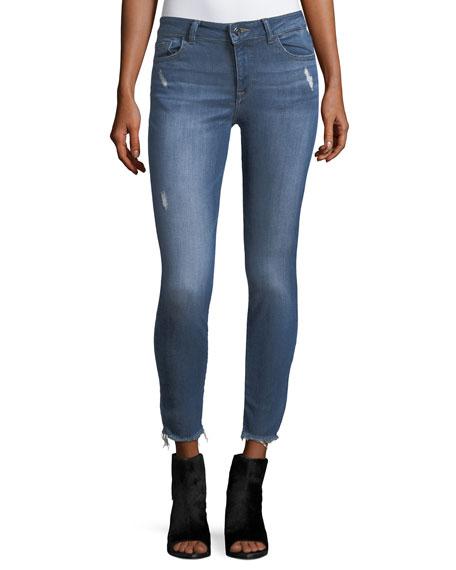 DL1961 Premium Denim Florence Instasculpt Skinny Jeans in