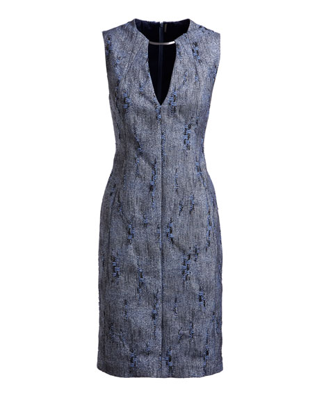 Pacey V-Neck Sleeveless Dress