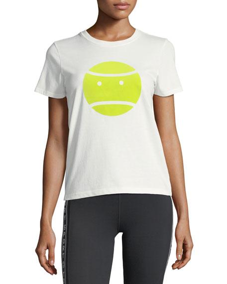 Flocked Little Grumps T-Shirt