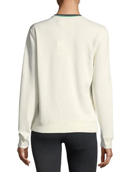 Love Graphic Sweatshirt