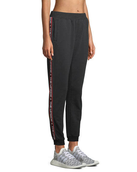 Star-Bound Jogger Pants
