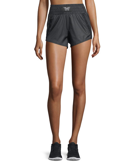 Heroine Sport High-Rise Performance Sport Shorts