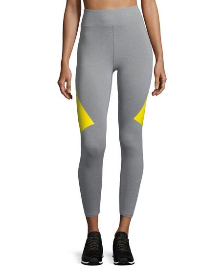 """Flex 3"""" Waistband Full-Length Performance Leggings"""