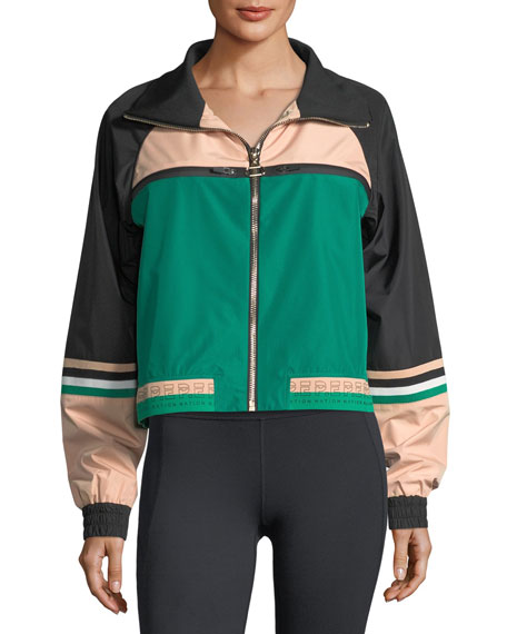 Major League Zip-Front Performance Jacket
