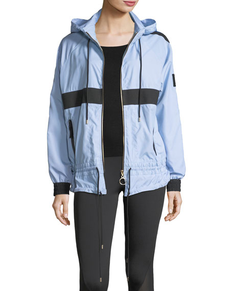 Man Down Hooded Performance Jacket