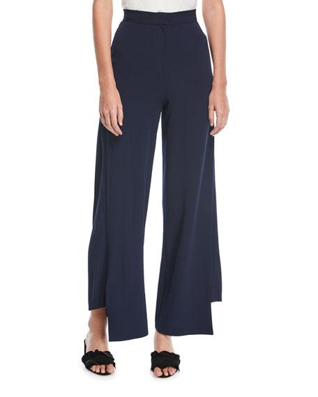 C/MEO Element Stretch-Crepe Pants