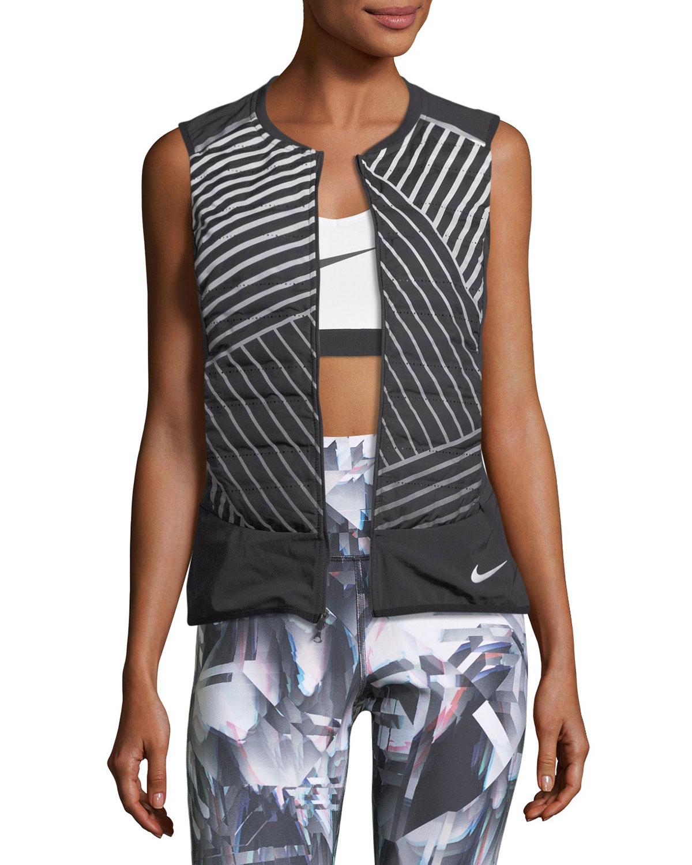 8e5d5cecc004 Nike Aeroloft Flash Reflective Running Vest