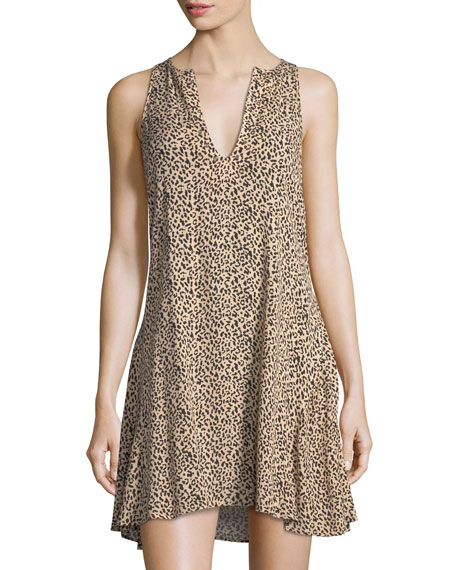 Passenger Leopard-Print Dress