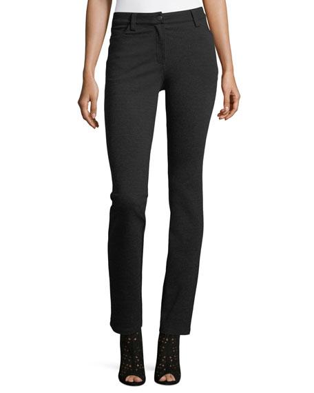 Eileen Fisher Melange Ponte Skinny Jeans, Plus Size