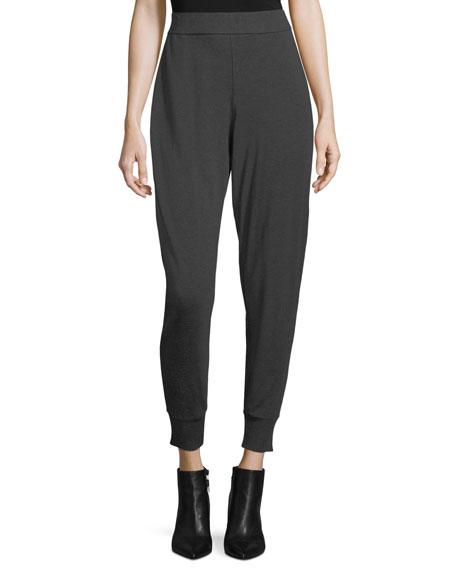 Eileen Fisher Cozy Tencel?? Stretch Jersey Pants, Petite