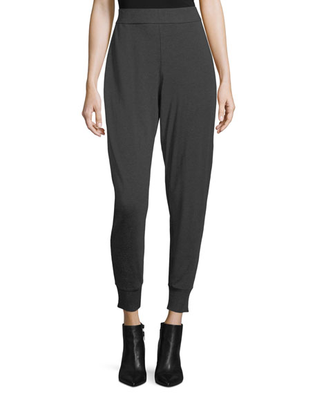 Eileen Fisher Cozy Tencel® Stretch Jersey Pants