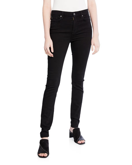 B(Air) High-Waist Skinny Jeans