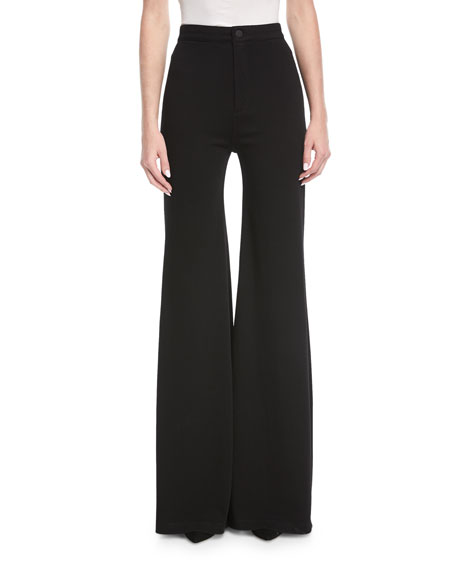 Acynetic Gwen High-Waist Wide-Leg Pants