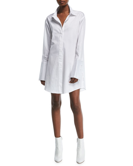 Maggie Marilyn Lean On Me Shirtdress
