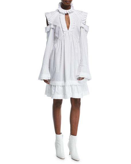 Maggie Marilyn Olivia's Cold-Shoulder Dress