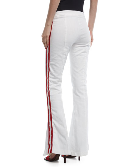 Game Changer Side-Stripe Pants