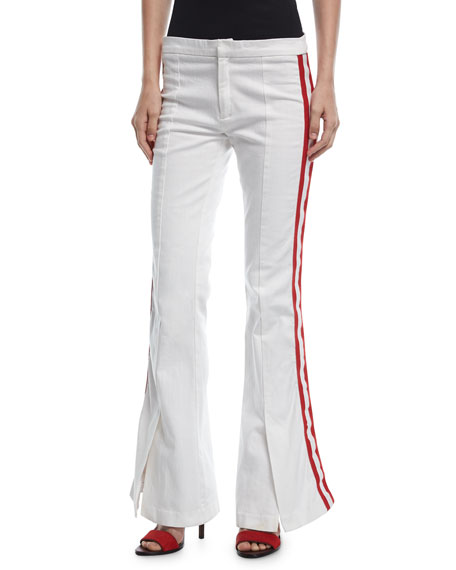 Maggie Marilyn Game Changer Side-Stripe Pants and Matching