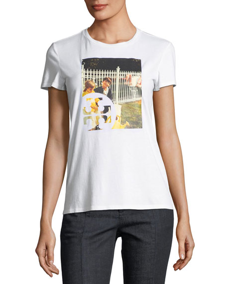 Tory Burch Ardmore Photo T-Shirt