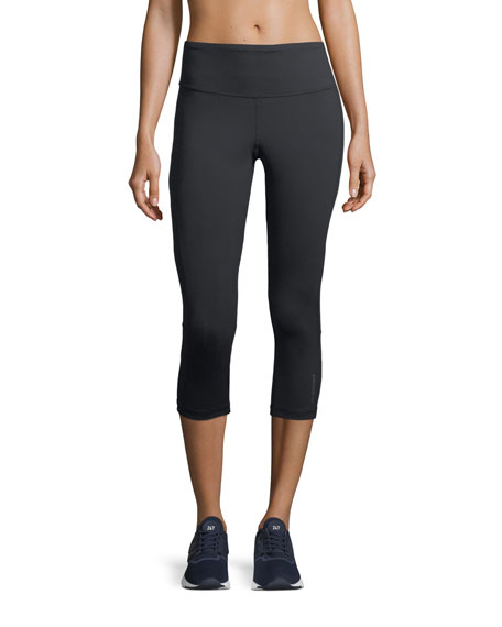 Greenlight Capri Performance Tights
