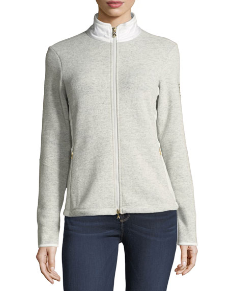 Bogner Sport Grace Long-Sleeve Zip-Front Jacket