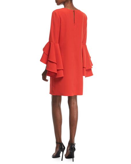 June Italian Cady Dress