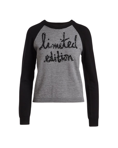 Gretta Limited Edition Raglan Pullover Sweater