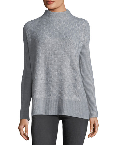 MAG by Magaschoni Cable-Knit Sweater