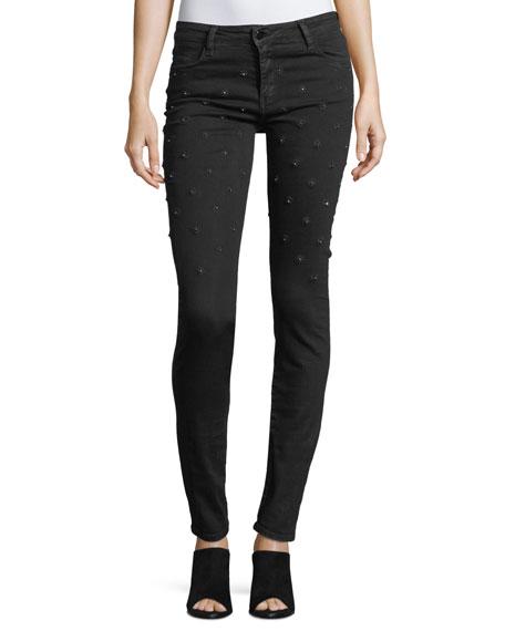 Brockenbow Emma Starseed Skinny-Leg Jeans