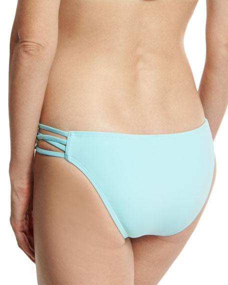 Low-Down Strappy Swim Bottom