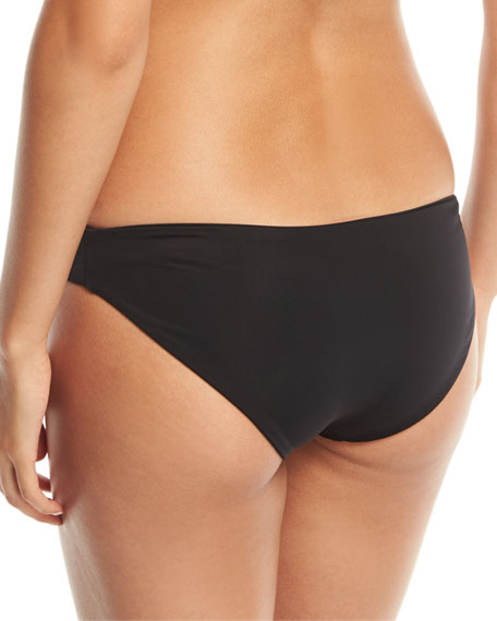 Zoa Solid Swim Bikini Bottom