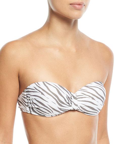 Heidi Klein Kalahari Balconette Swim Top