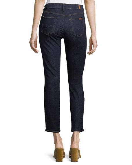 Roxanne Straight-Leg Ankle Jeans