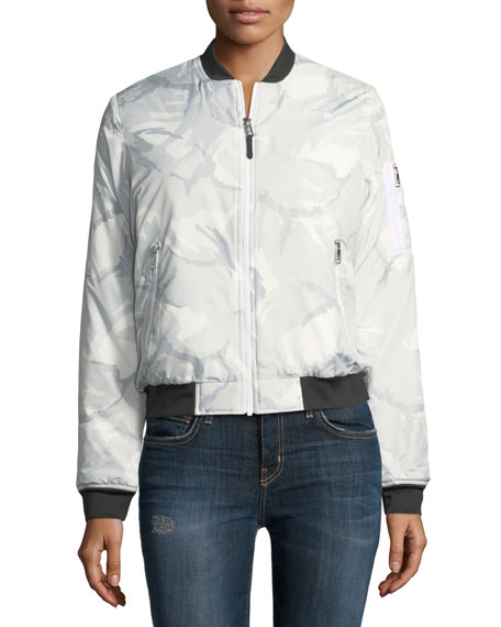 Barstol Insulated Bomber Jacket