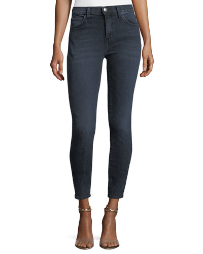 The Super High-Waist Stiletto Jeans