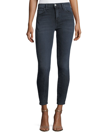 Current/Elliott The Super High-Waist Stiletto Jeans