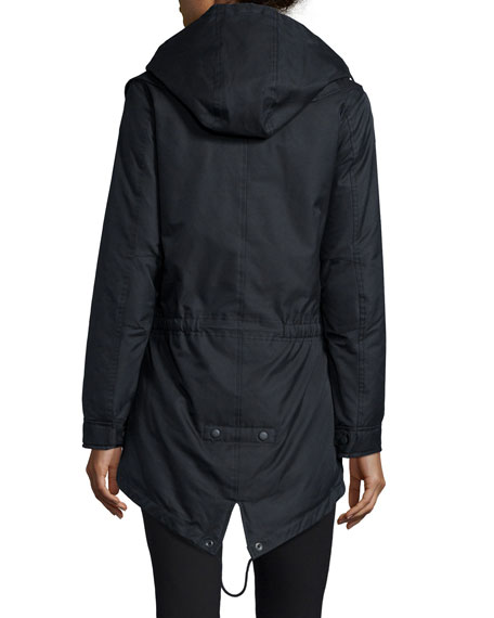 Spiewak Eskimo Fishtail Parka Coat
