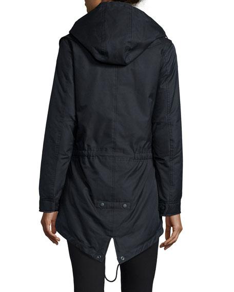 Eskimo Fishtail Parka Coat
