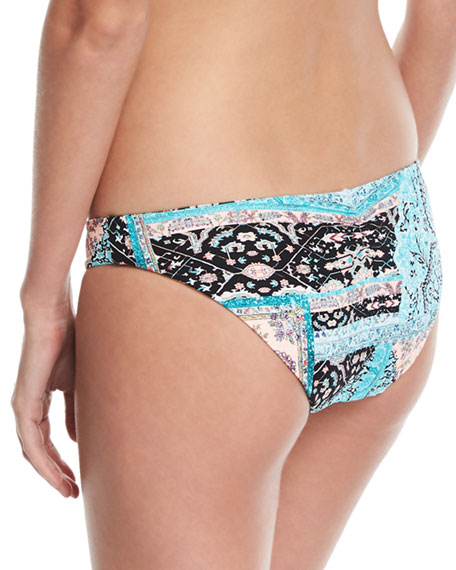 Moroccan Moon Hipster Swim Bottoms