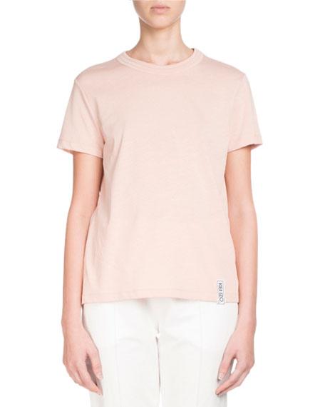 Crewneck Short-Sleeve T-Shirt