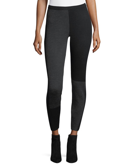 Eileen Fisher Colorblock Wool-Blend Leggings and Matching Items