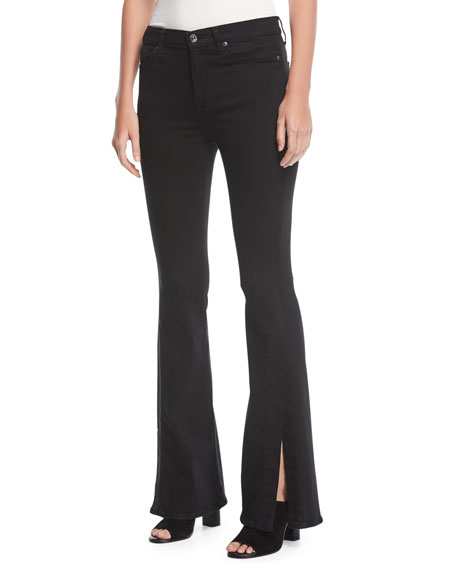 7 For All Mankind Ali High-Waist Jeans with