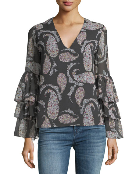 Bailey 44 Top Billing V-Neck Blouse