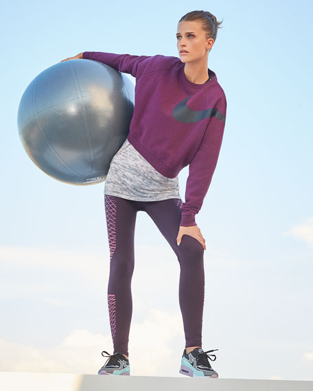 Power Legend High-Rise Performance Training Tights