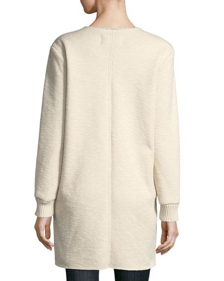 Carlotta Open-Front Jacket