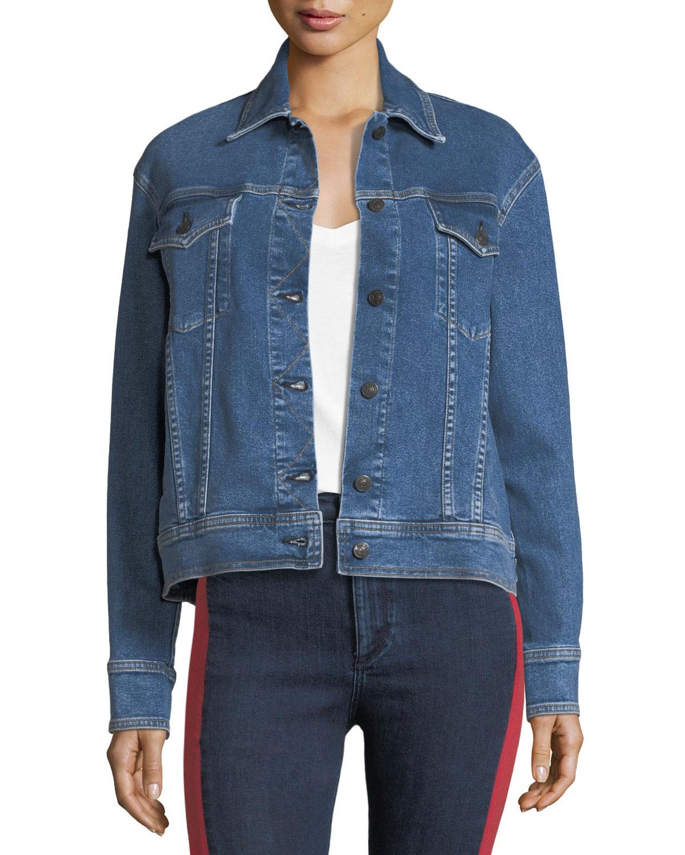 05f78a7adff3 rag   bone JEAN Oversized Denim Jacket