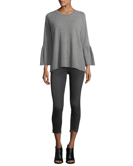 The Stiletto Skinny Jeans, Black
