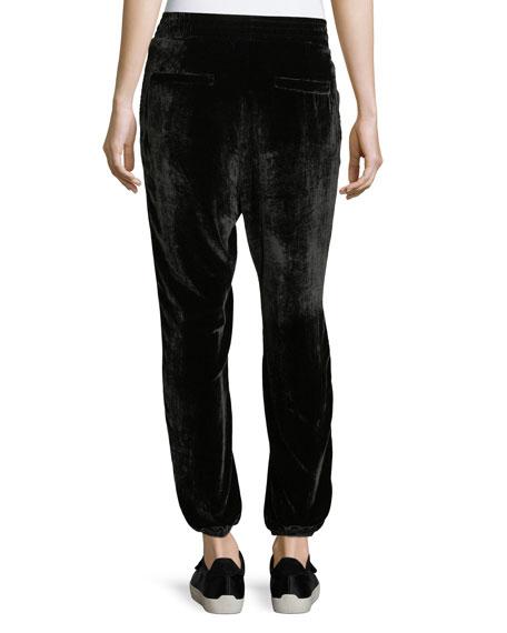 The Eden Velour Sweatpants