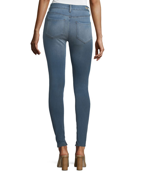 Quincy High-Rise Skinny Jeans